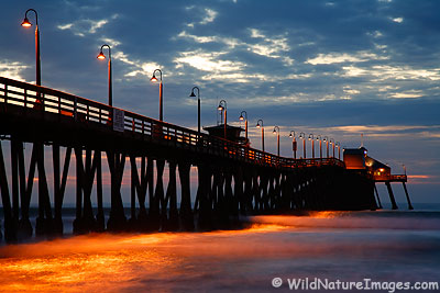 Imperial Beach Pier, California