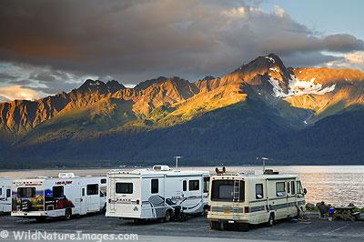 Seward Campground