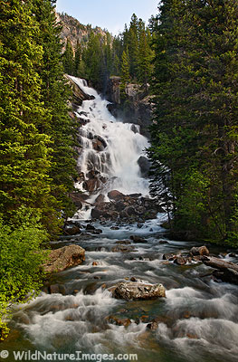 Hidden Falls Trail, Grand Teton National Park