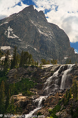Shoshoko Falls, Grand Teton National Park