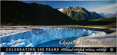 Chugach Natonal Forest Posters