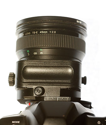 Canon Tilt / Shift Lens