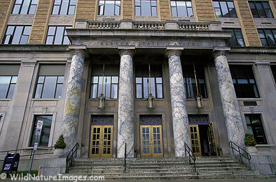 Alaska State Capitol - old