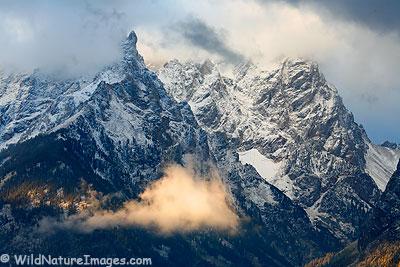 Teton Snow