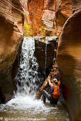 Canyoneering photo